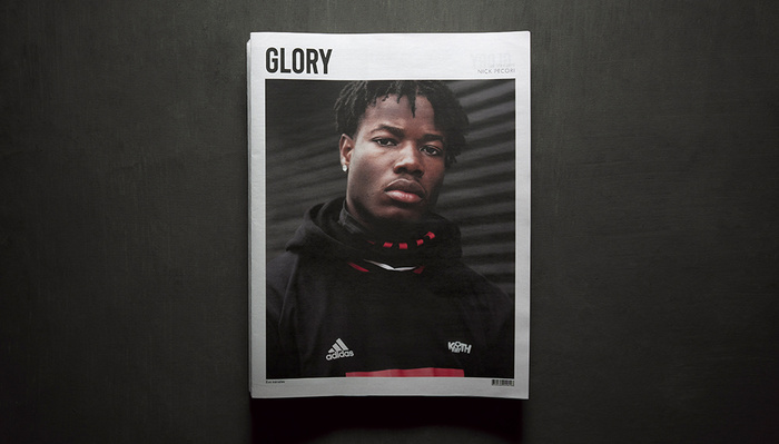 Presenting 'Glory': A Photo Experience That I Surprised My Supporters by Delivering to Their Doorstep