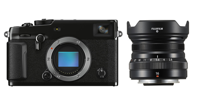 Giveaway: X-Pro3 Camera (Black) and a XF 16mm f2.8 Lens - $2,199 Value