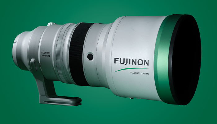 The Fujinon 200mm f/2 From the Point of View of a Portrait Photographer