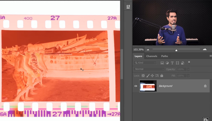 How to Convert a Film Negative to a Digital File Without Using a Scanner