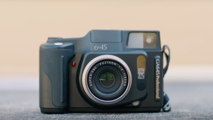 Medium Format Point and Shoot? Yes Please