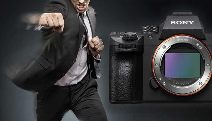 Sony Just Muscled Its Way to Top Spot for Full-Frame Camera Sales