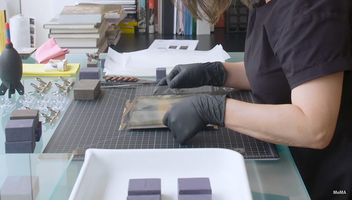 The Fascinating Process of Preserving a 200-Year-Old Photograph