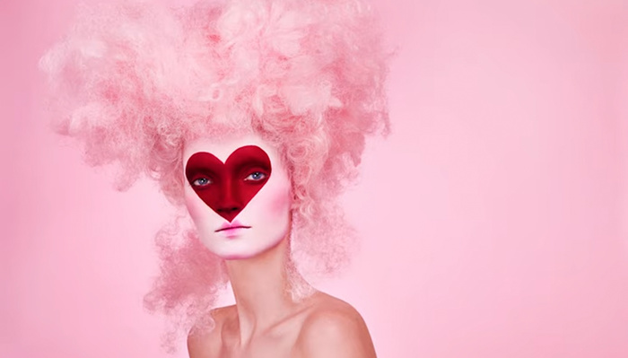 Learn How to Create These Stunning Valentine Beauty Shots