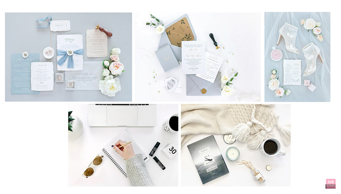 5 Steps to Better Flat Lay Images