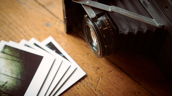 Instant Film Is More Meaningful Than Digital Photography