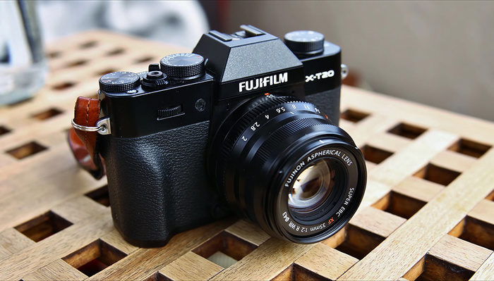 Compact and Cheap: A Review of the Fujifilm XF 35mm f/2 R WR