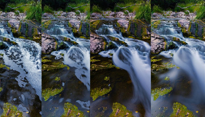 How Different ND Filters Change Your Images