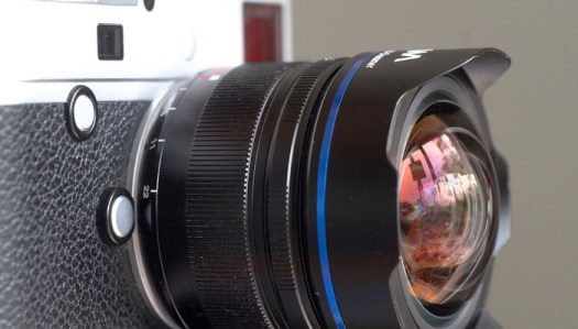 This Insane 9mm Lens Is Wider Than You Can Imagine