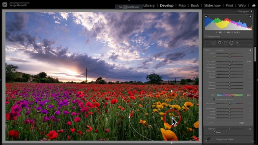 How to Use the New Lightroom Feature to Change Colors Locally