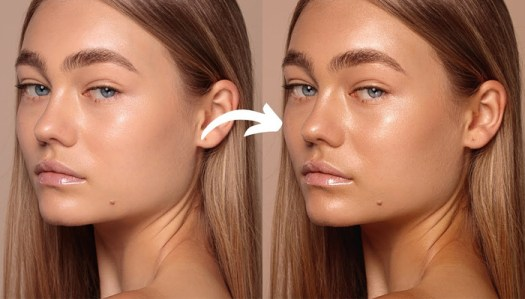 How to Give Skin a Golden Glow Using Photoshop
