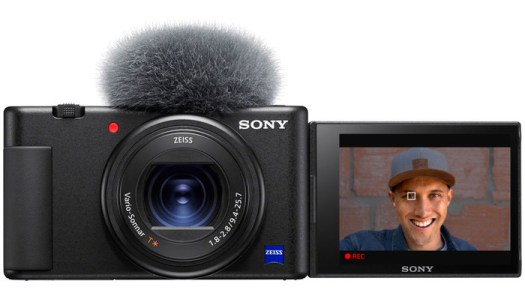 A Review of the Vlogger-Friendly Sony ZV-1 Camera