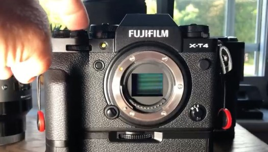 Portable Power: A Review of the Fujifilm X-T4
