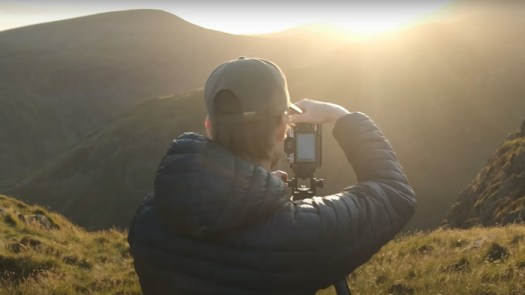 Hiking on Your Own for Landscape Photography