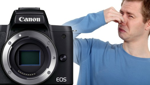 Is Canon's New Camera Nothing More Than a Firmware Upgrade?