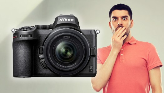 By Entering This Photo Competition, You Give Your Copyright to Nikon and a High Street Fashion Brand For Free