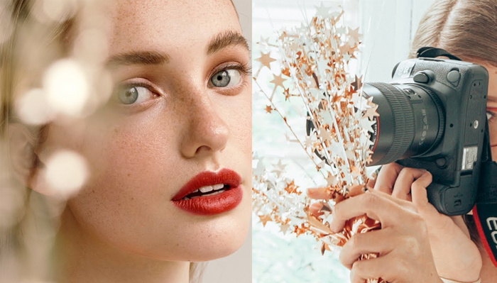 Creative Beauty Photos You Can Make Using Common Objects