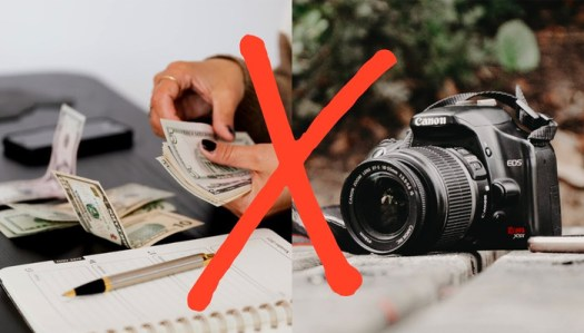 5 Pricing Mistakes Fashion and Commercial Photographers Make