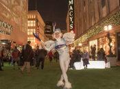 Winter Walk SF Final Day & Festive Open Plaza | Union Square