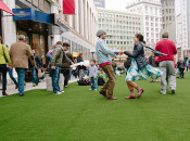 Winter Walk SF: Holiday Pop-Up Plaza | Union Square