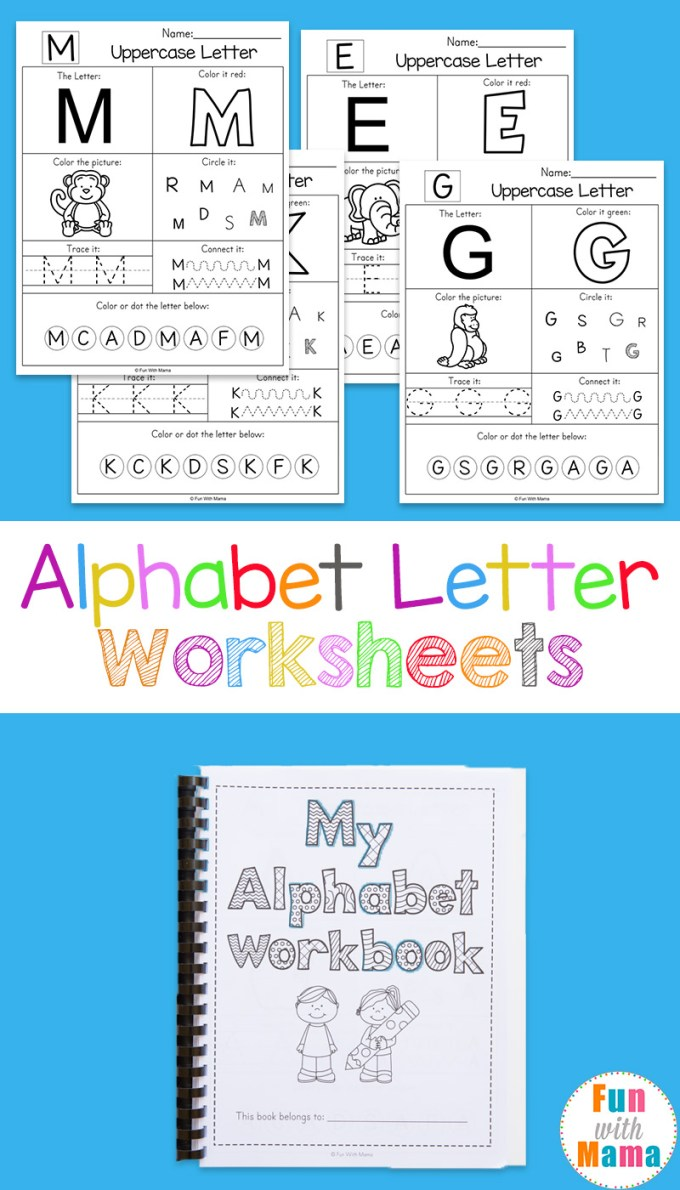 printable letter worksheets | Dulahotw.co
