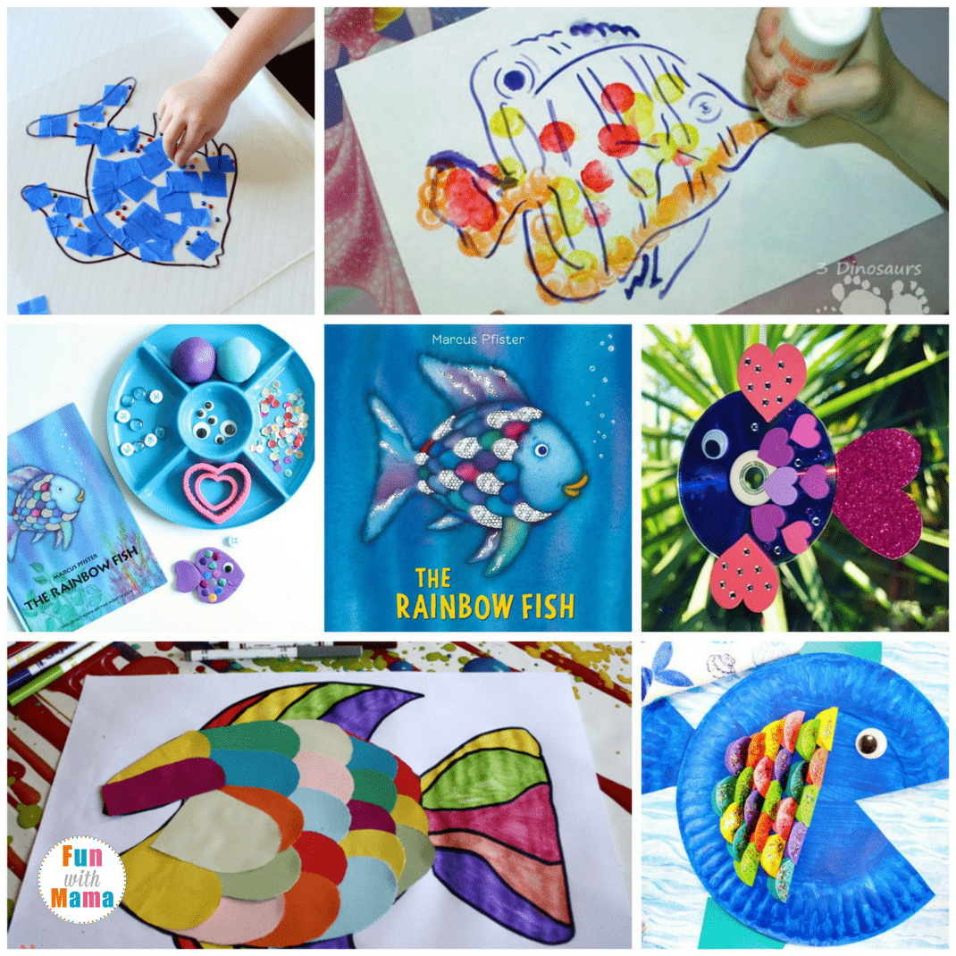 The Rainbow Fish Fun Activities To Enjoy With Your