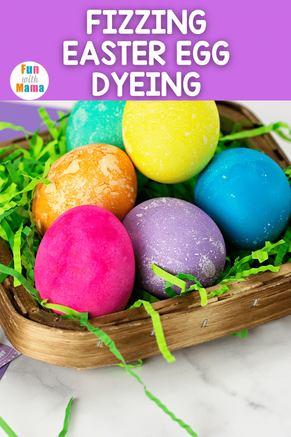 tips for dyeing easter eggs