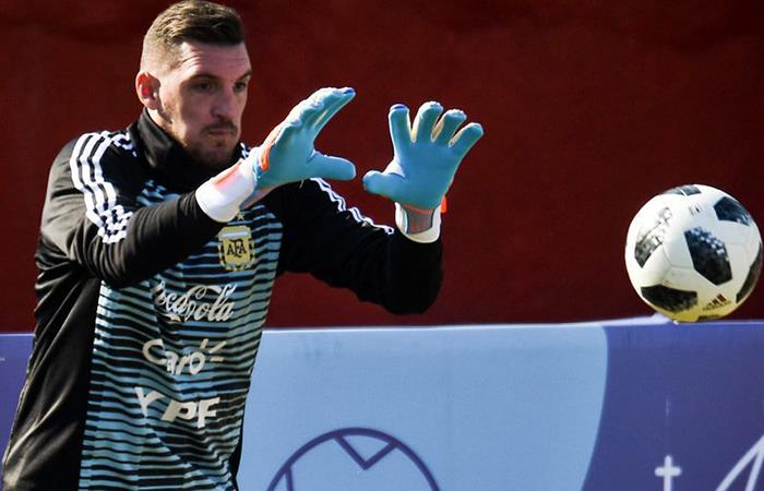 Selección Argentina: ¿Franco Armani debutará ante Israel?