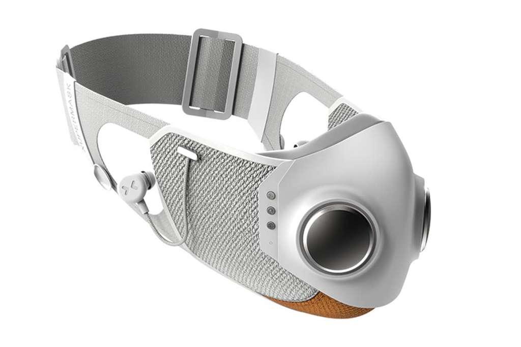Entre Daft Punk et superhéros, voici Xupermask, le masque connecté du futur