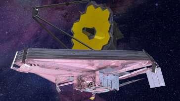 Des pannes sur Ariane 5 pourraient reporter le lancement du télescope spatial James-Webb