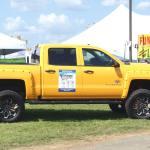 Yellow Chevy Silverado Flemington Car And Truck Country