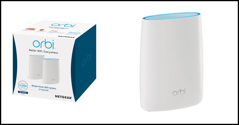 Netgear Orbi Home Wifi System - Review