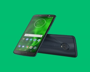 Features Of Motorola Moto G6 With Max Vision Display