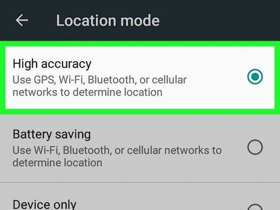 Fix Samsung Galaxy A50 GPS Issue With Accuracy Calibration Problems