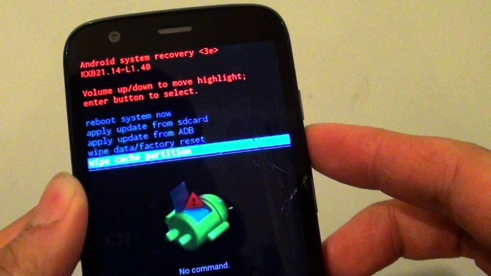 Fix Motorola One Vision Screen With Display Problem