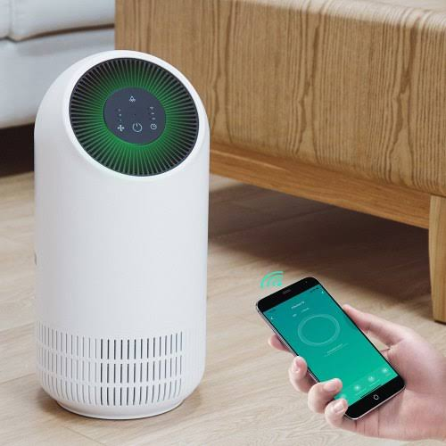 Alfawise P2 Best Smart Air Purifier And Monitor In-Store Indoor 2019