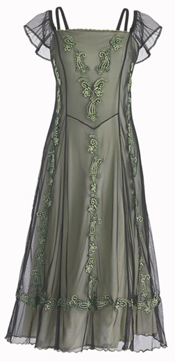 Maud Gonne Dress from Gaelsong
