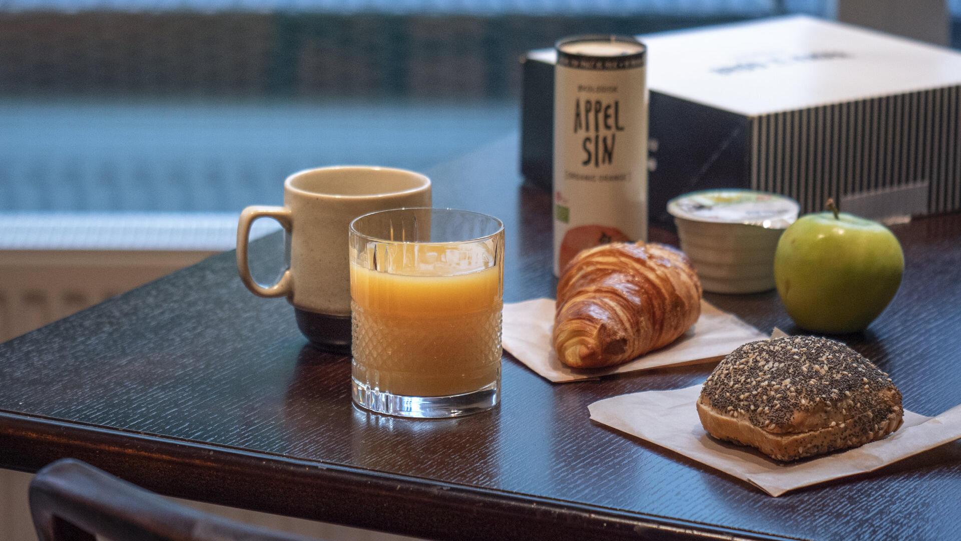 Breakfast In Vesterbro Hotel Mayfair