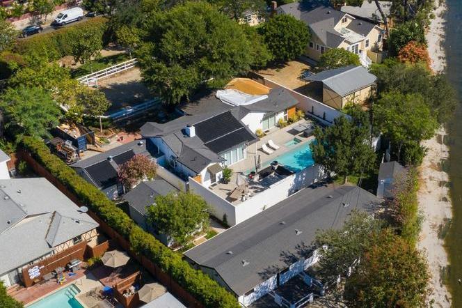 Billie Eilish's house