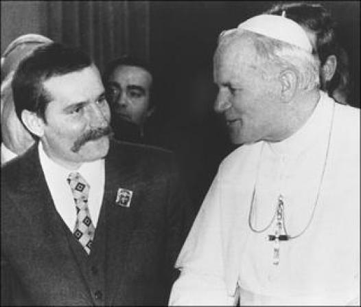 papież, Jan Paweł II