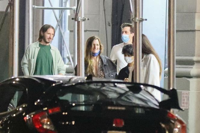 Mark Ronson and Meryl Streep's daughter, Grace Gummer