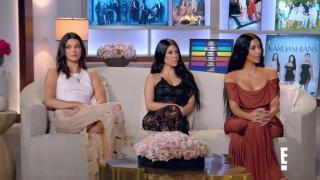 The Kardashian Jenner family
