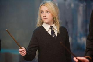 Luna from Harry Potter