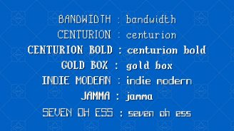 Download Pixel Font Pack | GameDev Market