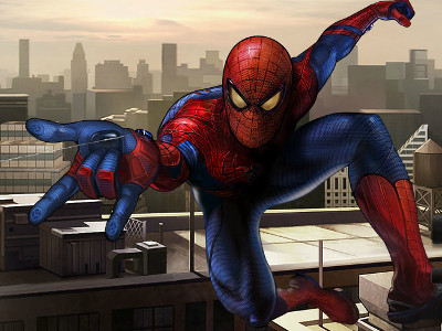 The Amazing Spider Man   online game   GameFlare com The Amazing Spider Man