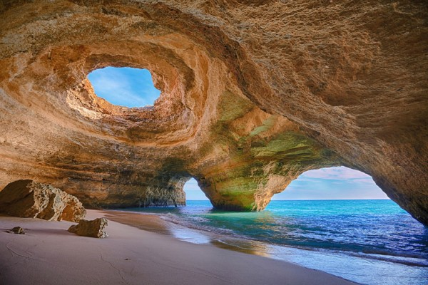 #20 Cave In Algarve, Portugal