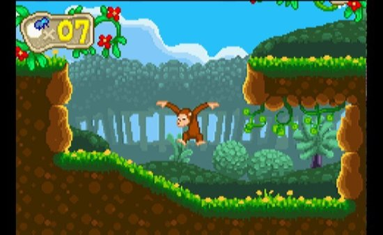 Curious George GBA ROM #3