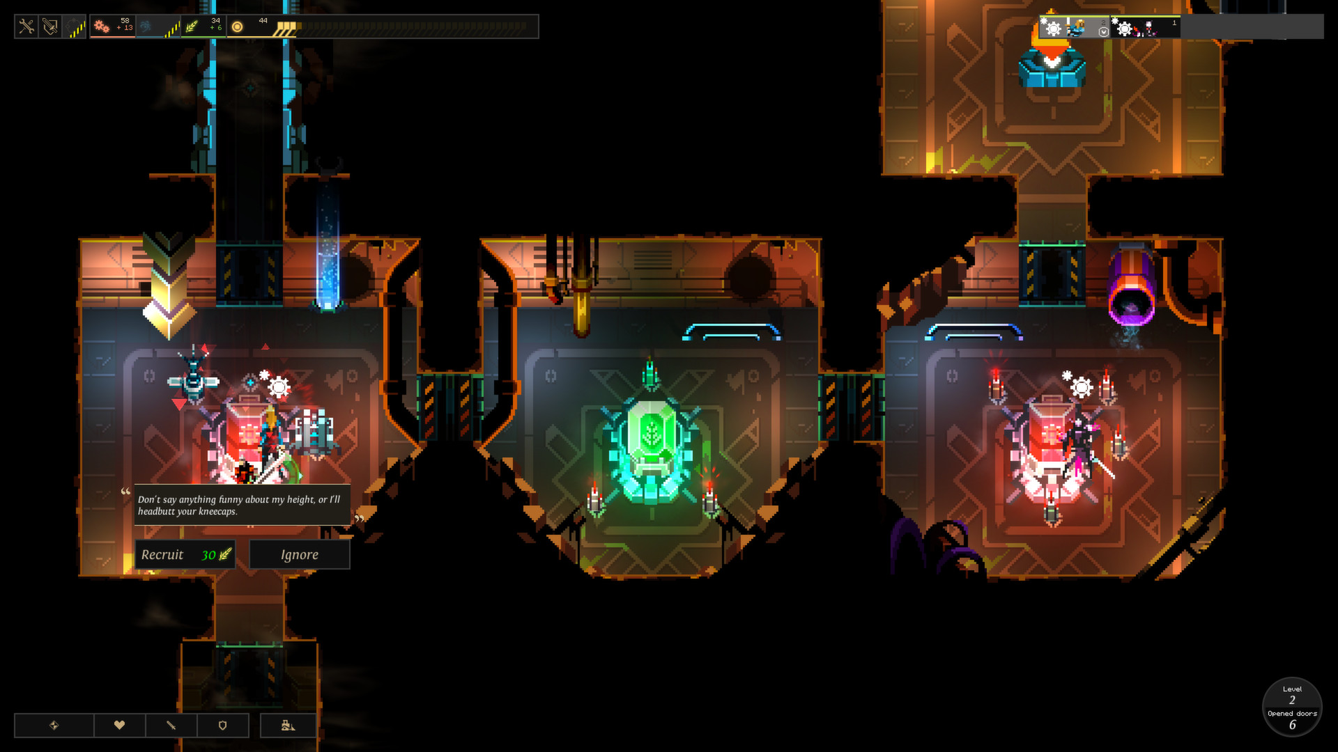 Dungeon Of The Endless PC Review Good Luck Youll Need