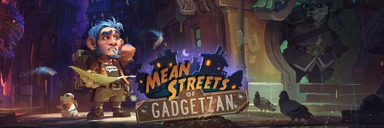Mean Streets Of Gadgetzan Cards Mage Hearthstone Metabomb