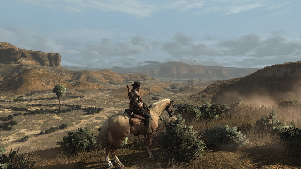 Red Dead Redemption's graphics and gameplay received high praise from fans and critics